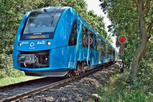 I Treni austriaci spinti dall'Idrogeno