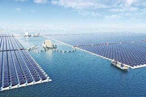 Il Primo Impianto Fotovoltaico Galleggiante di Spagna