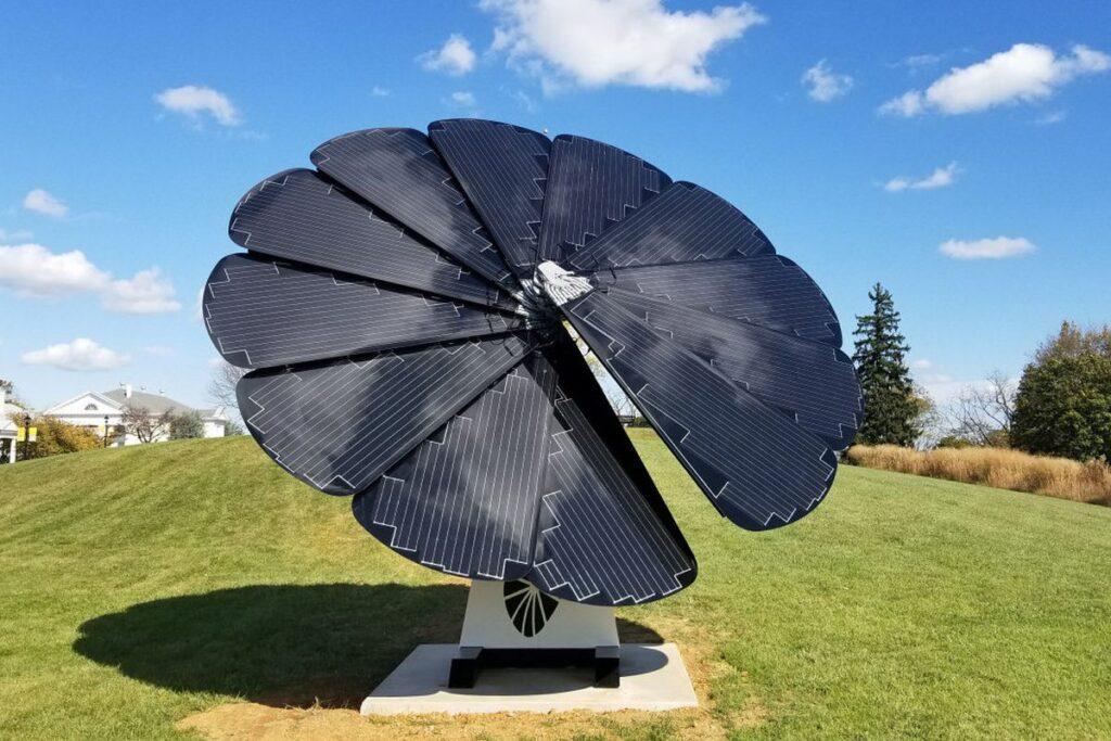 Che cos'è lo Smartflower solare?