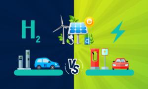 Auto a Batteria Elettrica o Idrogeno?